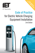IET Book Code Of Practice For Electric Vehicle Charging Equipment Installation 2Nd Edition