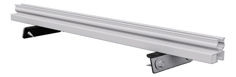 Schletter Roof Mounting | Wind & Sun